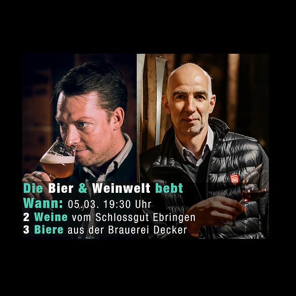 Die Bier&Weinwelt lebt und bebt